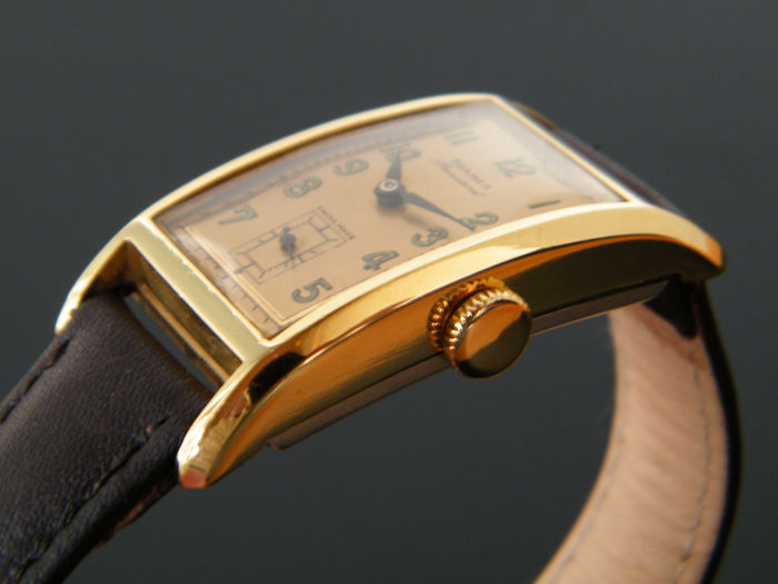 The Story Behind Art Deco Watches 1920 1950 Catawiki