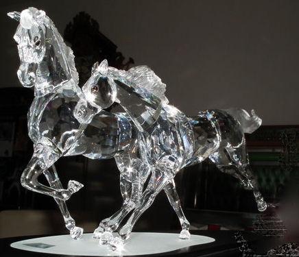 Cavallo A Dondolo Swarovski.I Segreti Di Swarovski Ecco Quello Che Non Sapevate Sulla