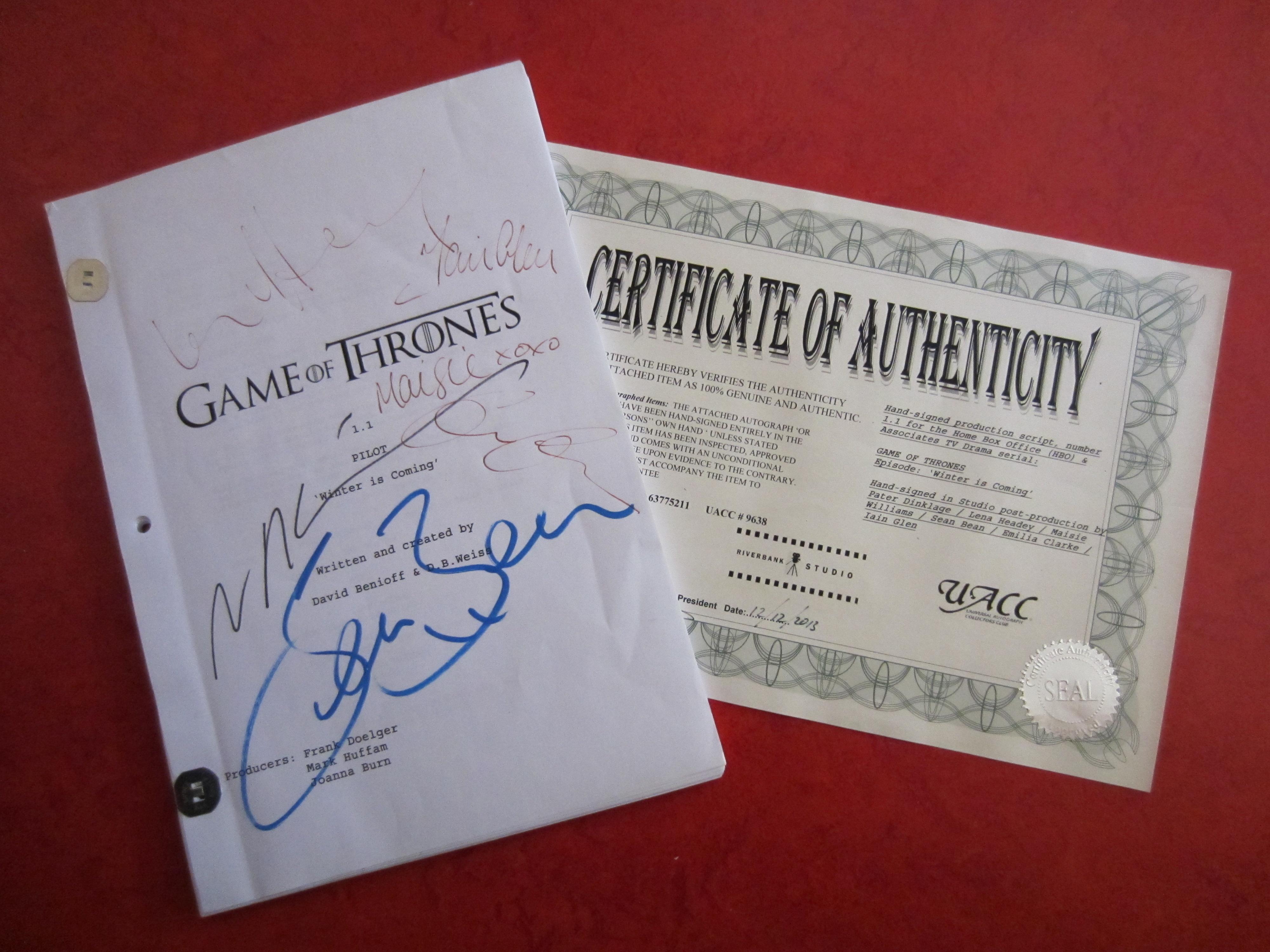 Histoire d 39 expert game of thrones kurt cobain et charlie chaplin cat - Objet game of thrones ...