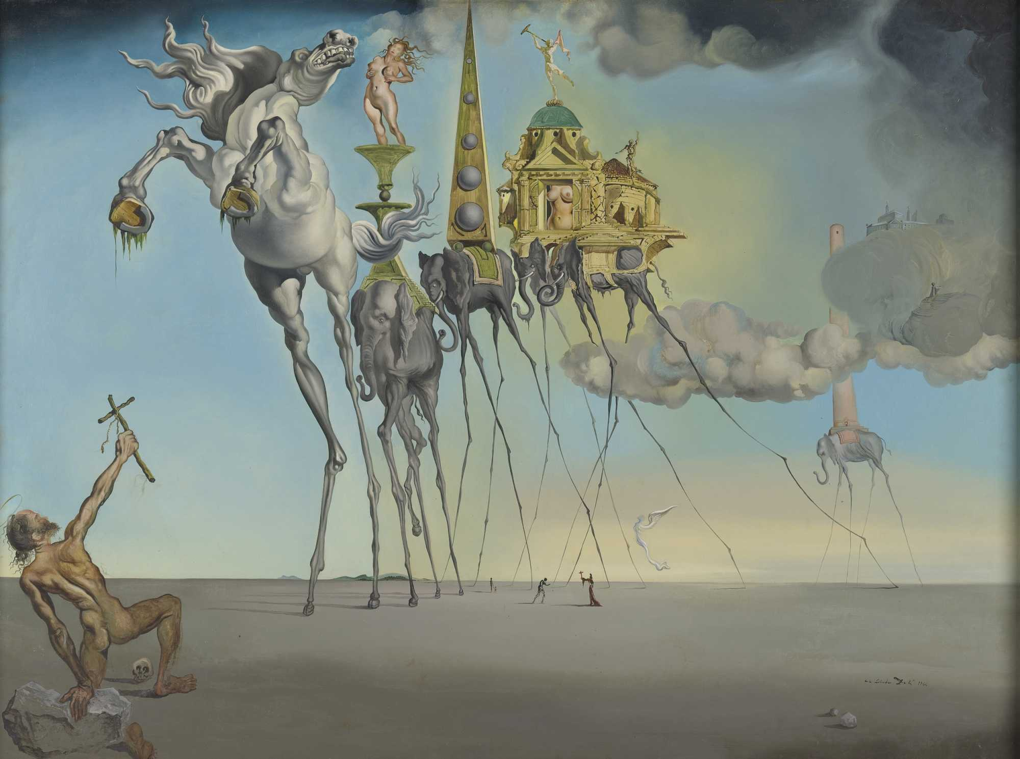 Salvador dali the real meaning behind his surreal art catawiki
