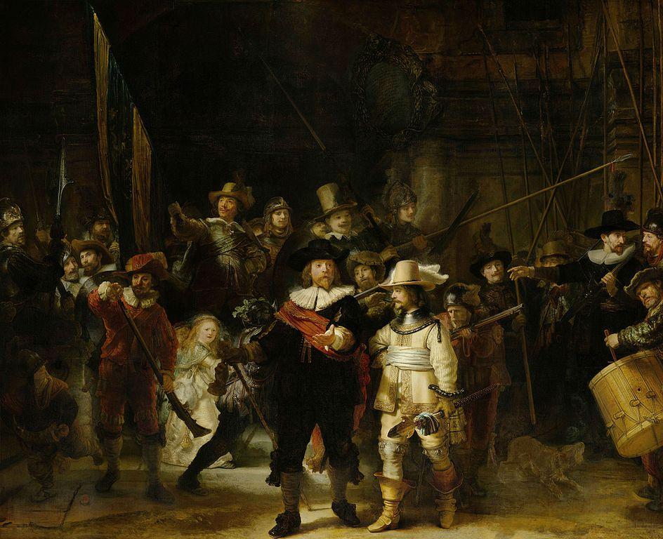 Wie Gut Kennen Sie Rembrandts Die Nachtwache Catawiki