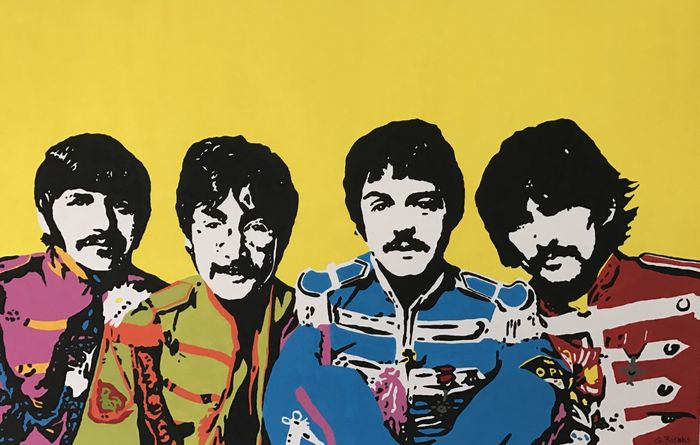 the beatles 50 jaar 50 jaar later: Het verhaal achter The Beatles' Sergeant Pepper's  the beatles 50 jaar