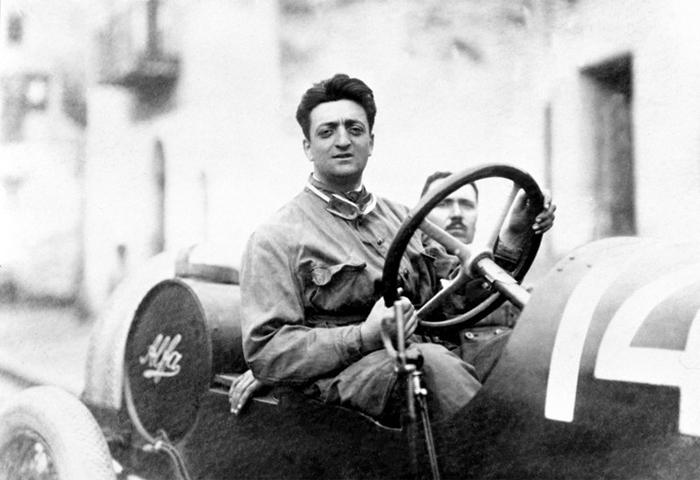 9 Zitate Von Enzo Ferrari Die Die Geschichte Des Autos Erklären Catawiki