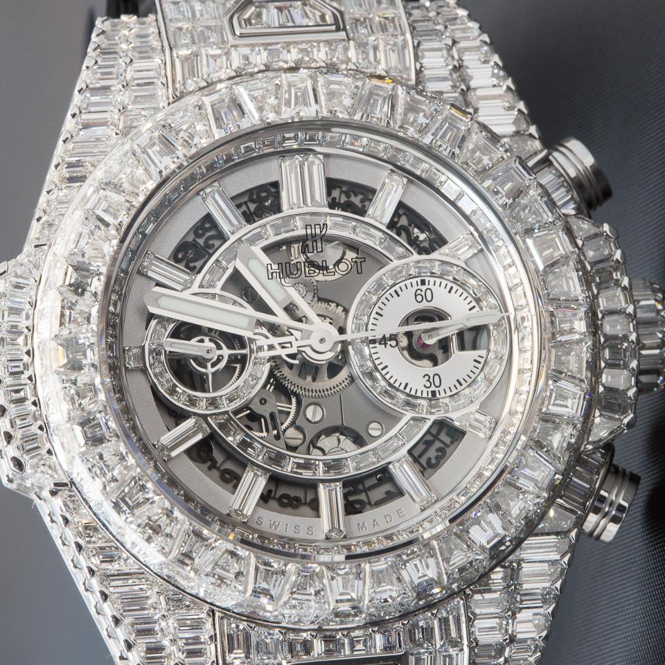 e9e4fe5e441 Os 10 relógios mas caros de 2017 - Catawiki