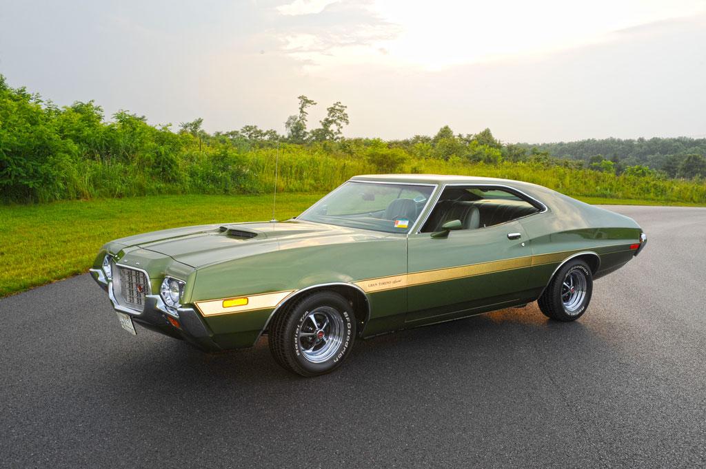 Mustang, Gran Torino und der Thunderbird: 10 berühmte Fords aus ...