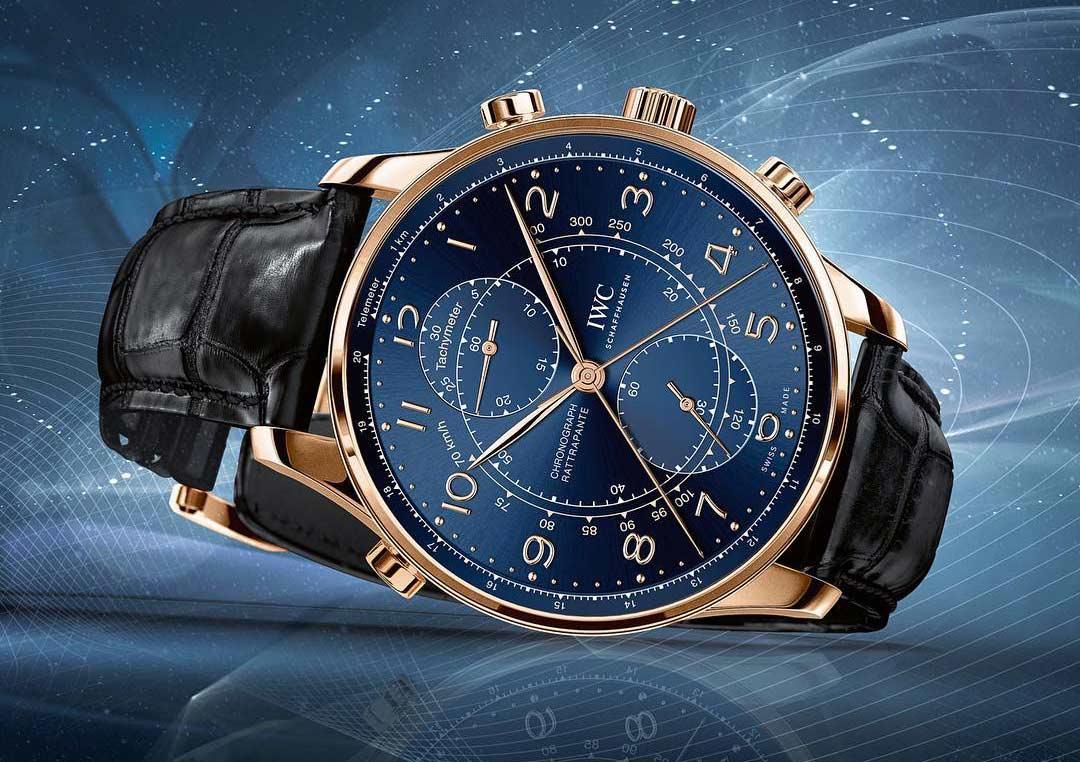 d037d0909a1 Lo que diferencia a IWC de sus homólogos suizos es el hecho de que es la  única empresa fabricante de relojes suiza situada en la parte este del  país