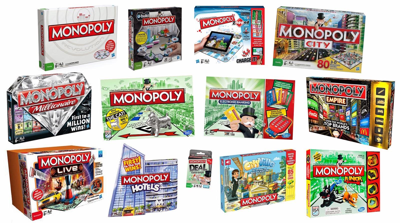 El Monopoly 10 Hechos Que Todo Amante De Los Juegos De Mesa Tiene