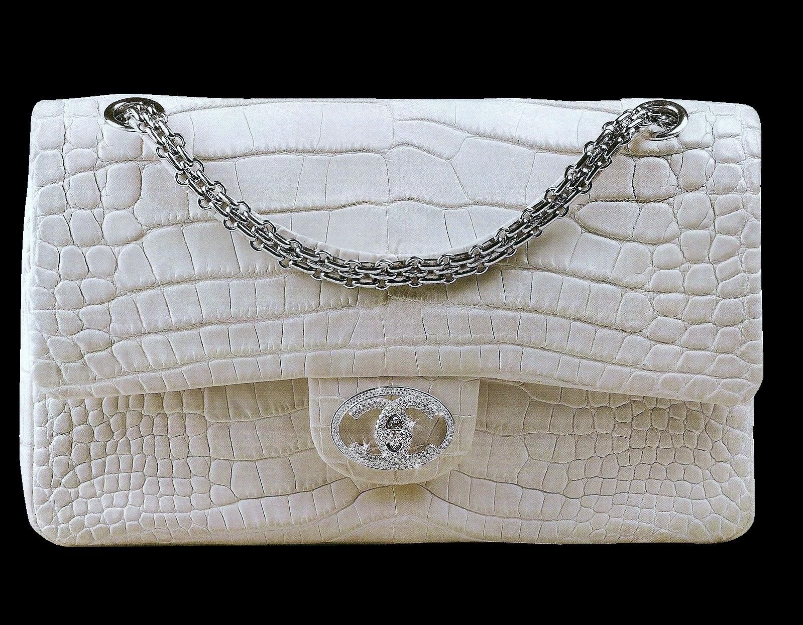 5023c6a8e8dd Birkin - Sac Hermès Matte Himalayan Nilo Crocodile   396 966 €