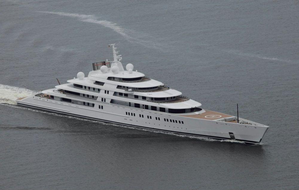 top 5 des yachts les plus chers au monde catawiki. Black Bedroom Furniture Sets. Home Design Ideas