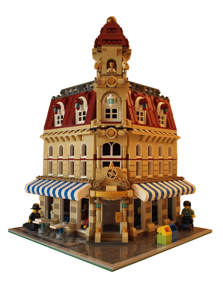 Teuerstes Lego
