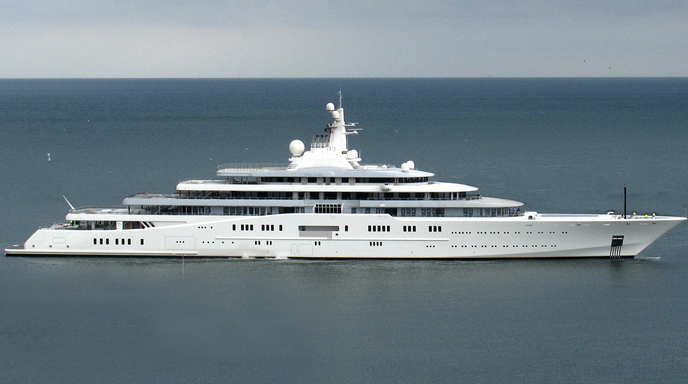 The 5 Most Expensive Yachts In The World Catawiki