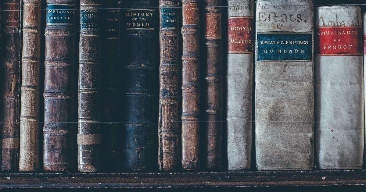 Rare Books Collections
