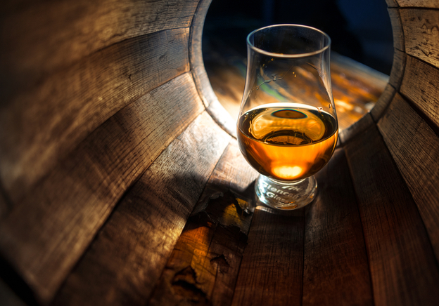 Advies over investeren in Whisky