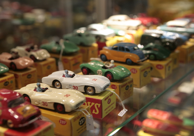 How To Determine The Value Of Dinky Toys And Other Die-Cast Model Cars