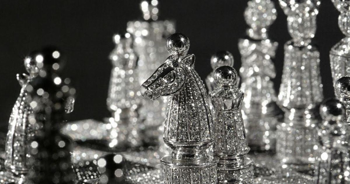 Top 10 Most Expensive Chess Sets in the World - Catawiki