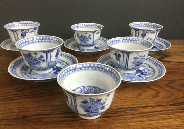 The secret of Chinese porcelain