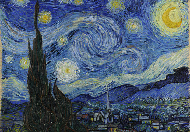 Blue Monday: What We Don't Know About Van Gogh