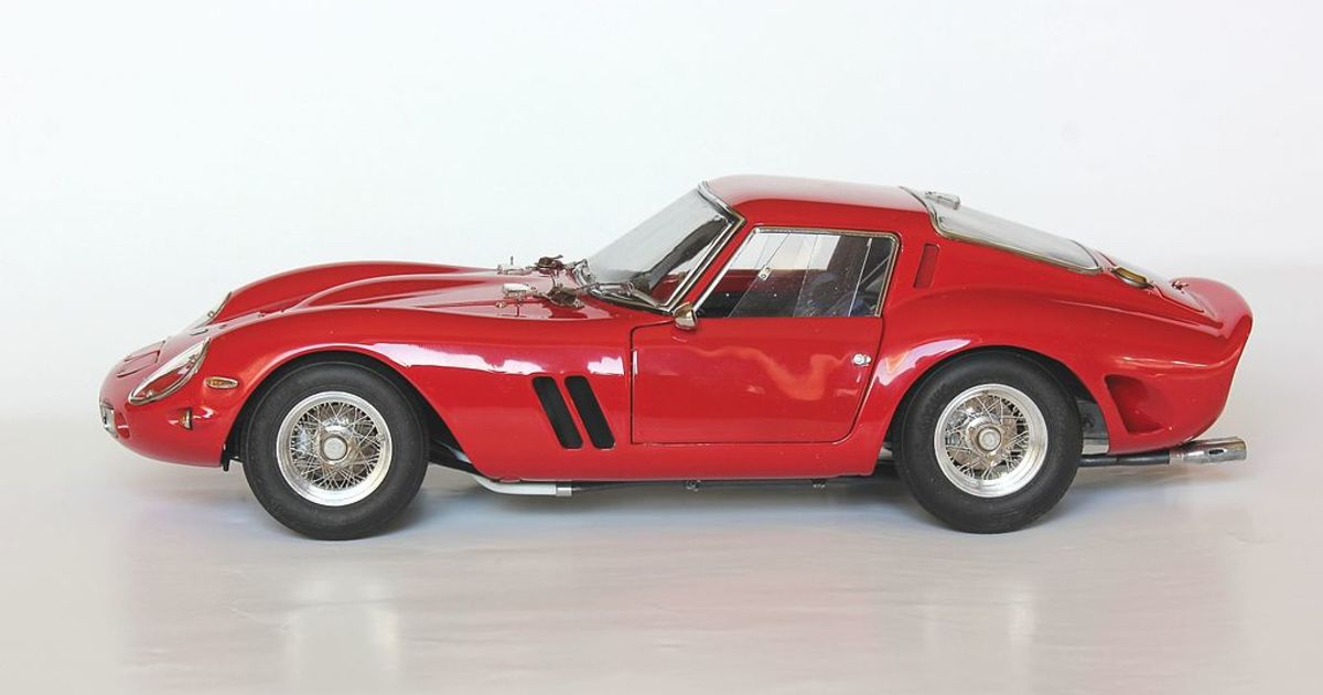 Top 10 Most Expensive Model Cars Ever Made - Catawiki