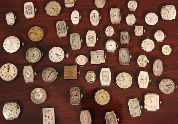 The Addictive Effect of Collecting Watches
