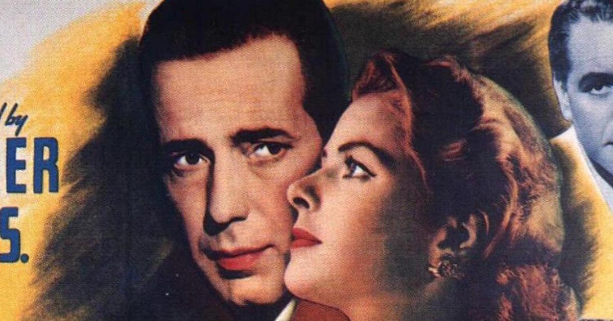 Von Casablanca bis King Kong: 10 kultige Filmposter zum Bewundern ...
