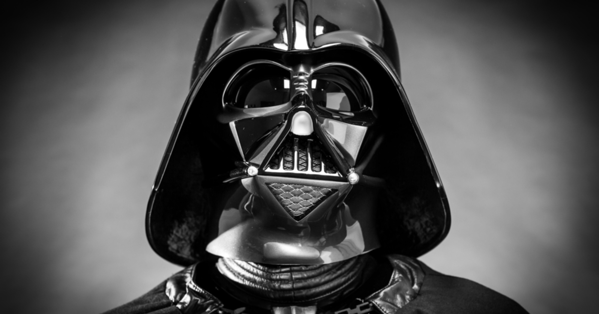 Darth Vader: The Many Men Behind The Mask
