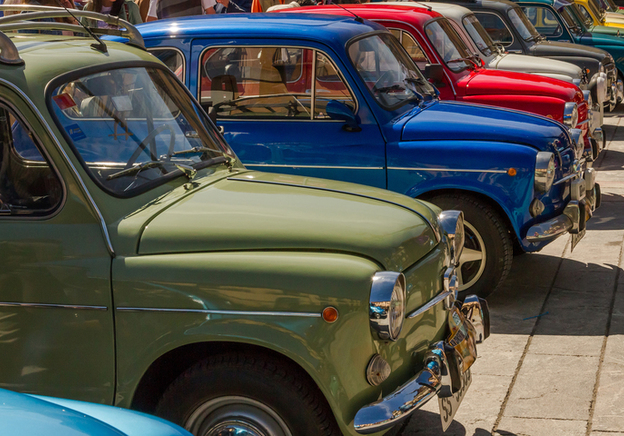 The enduring popularity of SEAT's classic cars
