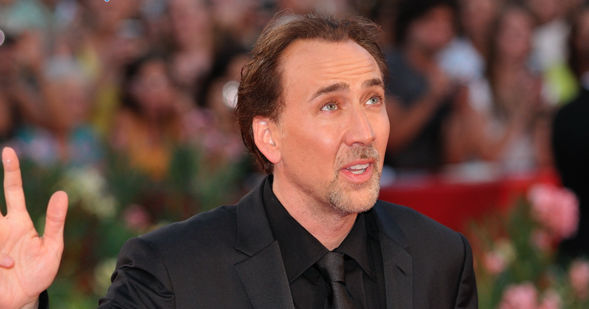 Celebrity Collections: Nicolas Cage's Comic Book Collection