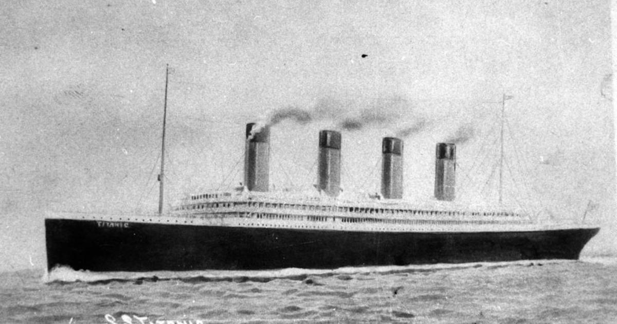 06a4bd0678b Os 5 objetos mais caros do Titanic que sobreviveram e foram vendidos -  Catawiki