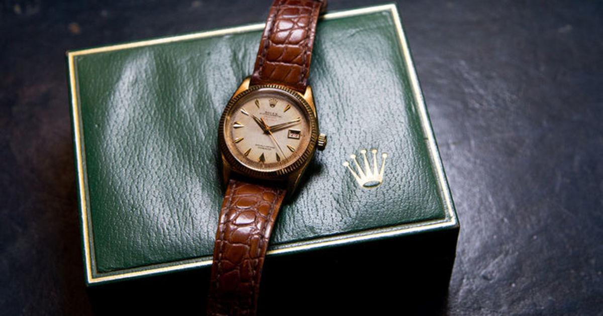 dc7b99aed62 Os 5 relógios Rolex mais caros - Catawiki