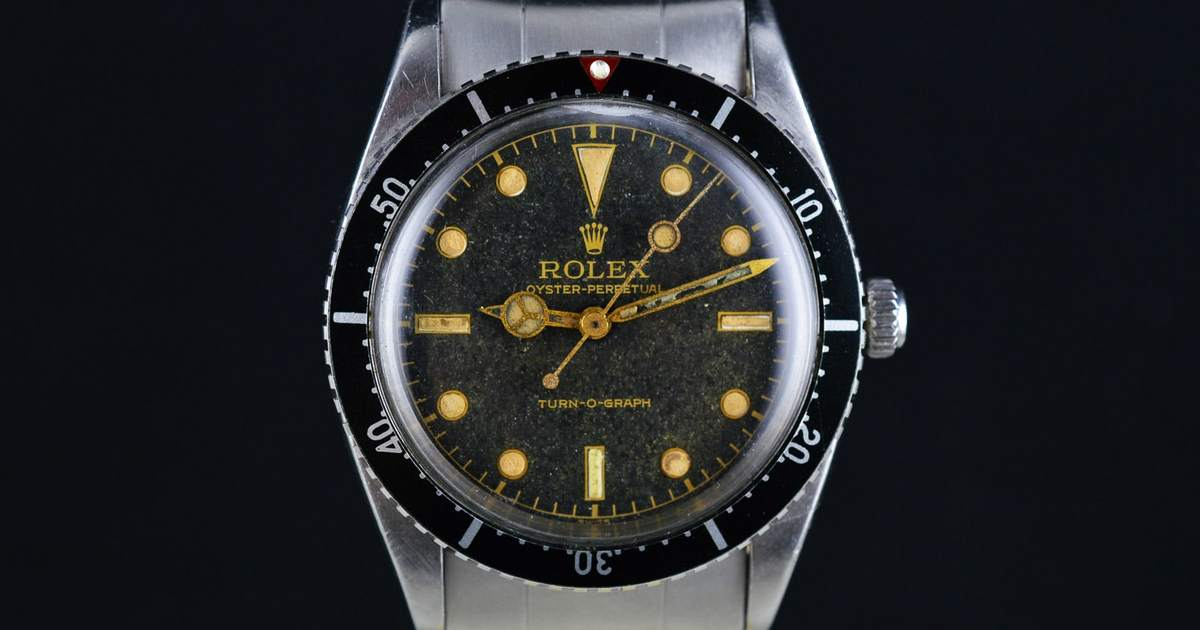 05100f00ff9 Como investir em relógios Rolex - Catawiki