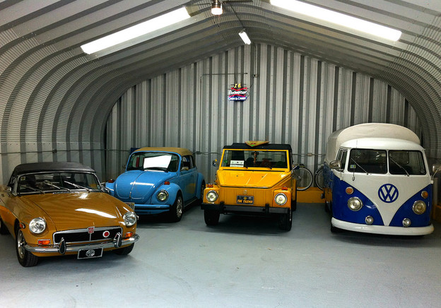 5 Classic Cars That Should Be in Your Dream Garage