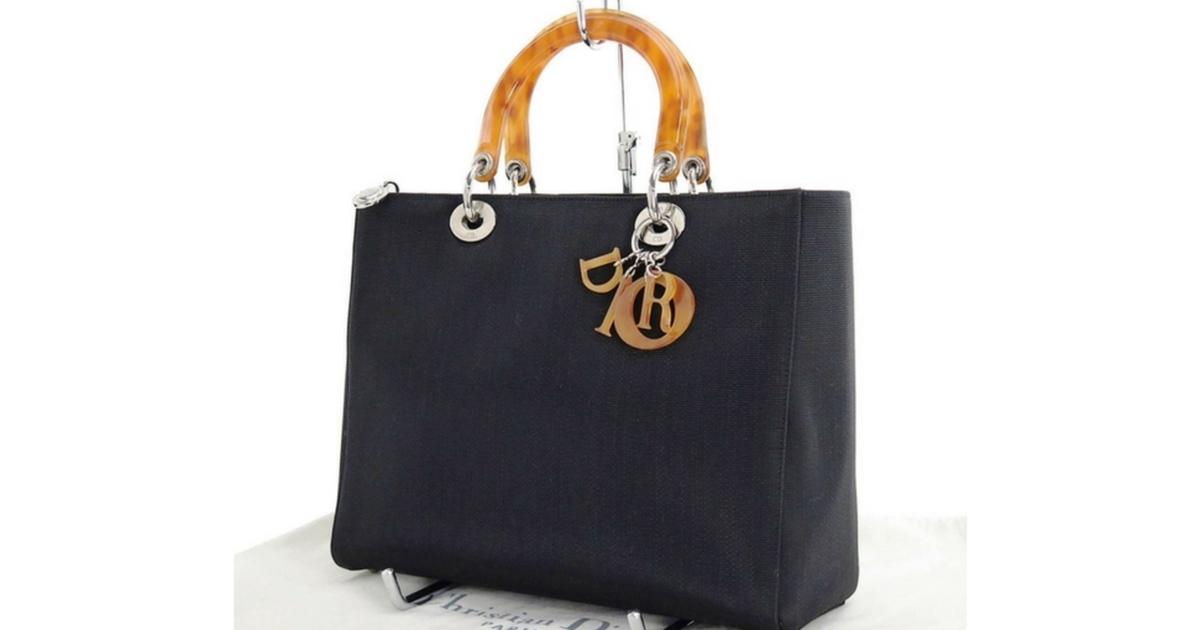 c71dd3bbe0fc Pourquoi le sac à main Lady Dior est un si bel investissement - Catawiki