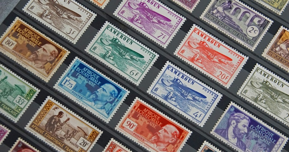 How to determine the value of your stamps - Catawiki