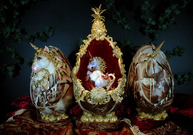 5 of the World's Most Expensive Eggs