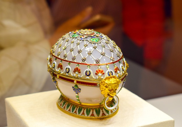 5 Things You Didn't Know About Fabergé Eggs