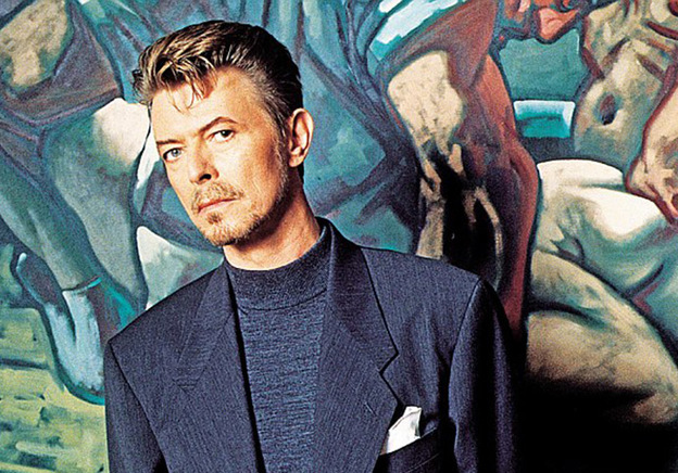 David Bowie's Personal Art Collection