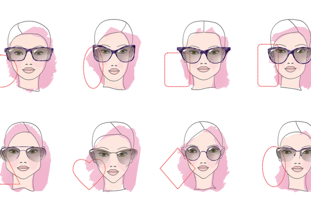 Expert Advice: How to Find the Perfect Sunglasses to Fit Your Face