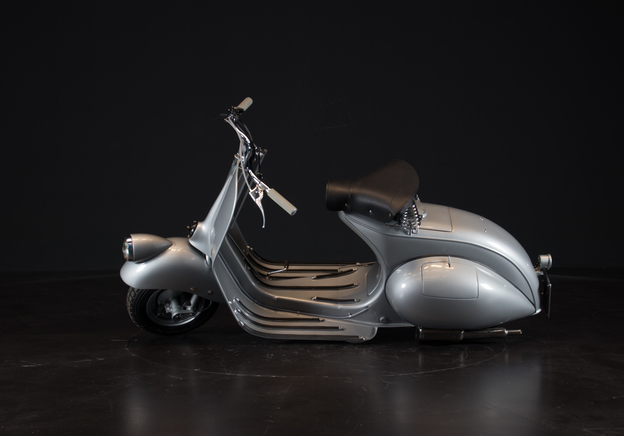 Fantastic Finds: 1947 98cc Vespa - The First Model of the Era