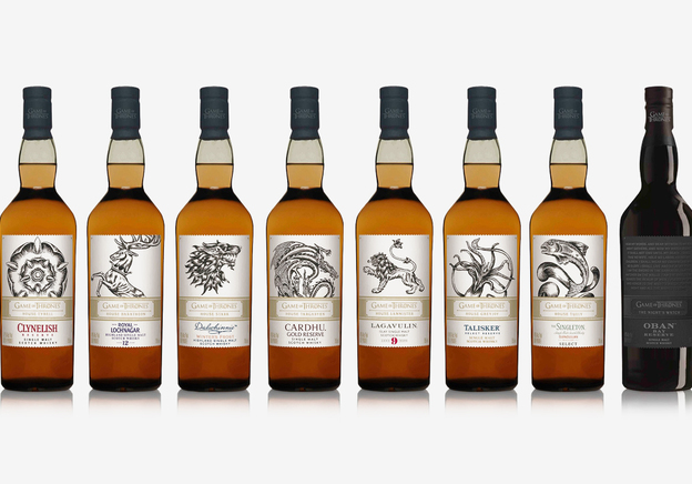 Should you invest in the Game of Thrones whiskies?