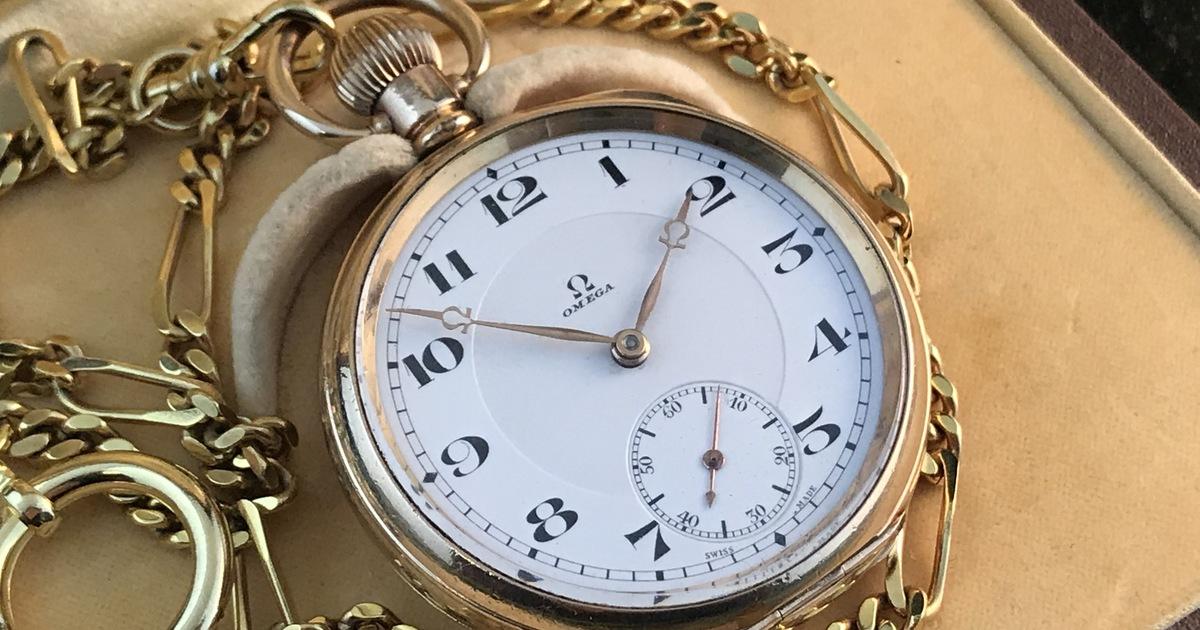 ab083c71a190 Por qué deberías invertir en relojes de bolsillo - Catawiki