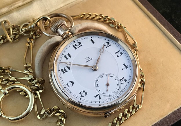 Why you should invest in pocket watches