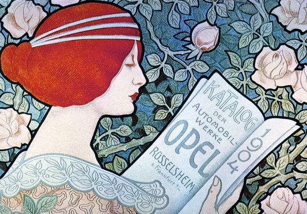 Everything you need to know about collecting Art Nouveau