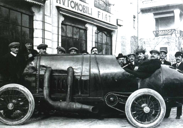 How Fiat unleashed 'The Beast of Turin'