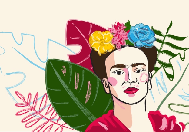 What Frida Kahlo's paintings tell us about her life