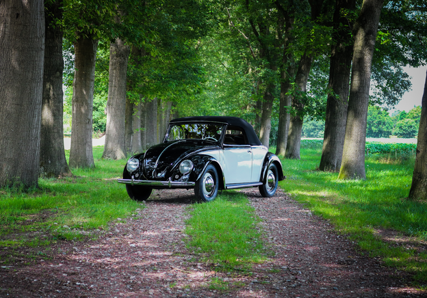 How the VW Beetle went from nazi invention to pop culture icon
