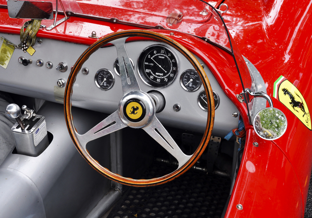 How Ferrari and its prancing horse raced to world domination