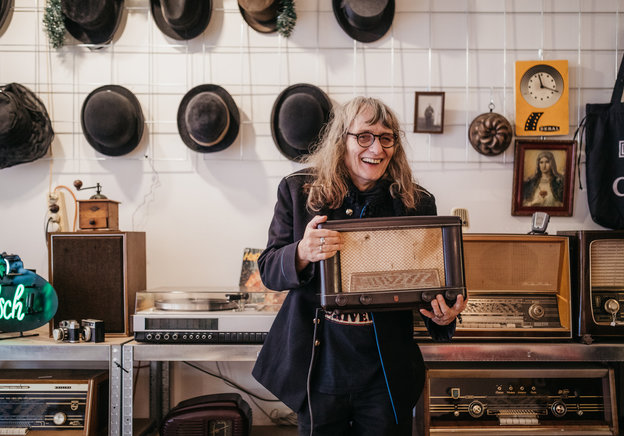 Attic stories: Kim Meyer's lifelong love of radio