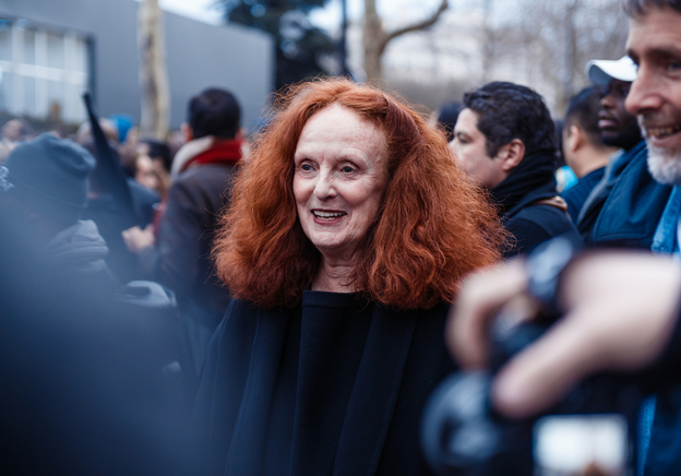 Grace Coddington: la fuerza creativa detrás de Vogue pasada por alto