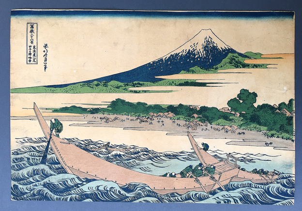 A quick guide to Japanese woodblock prints