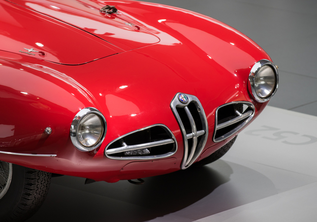 The time Alfa Romeo built a flying saucer